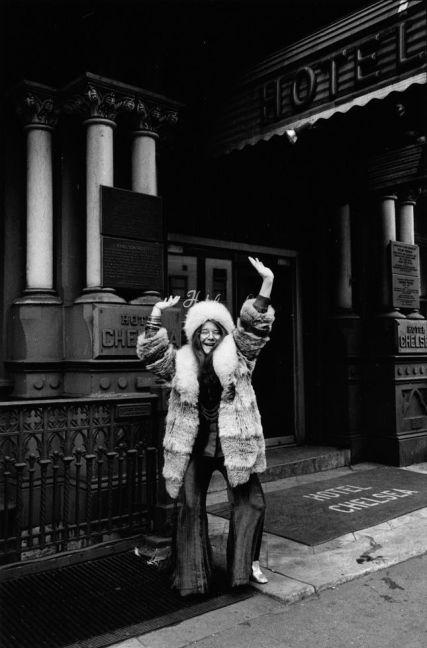 Janis Joplin, Hotel Chelsea, March 1969, #4